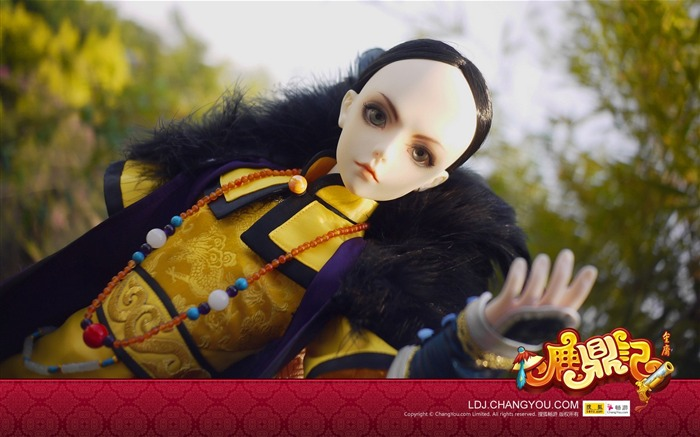 Deer - Kangxi BJD dolls wallpaper Views:4608