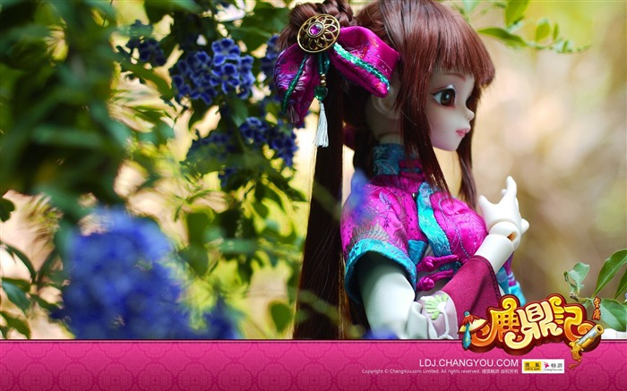 Deer - Shuanger BJD dolls wallpaper Views:4671