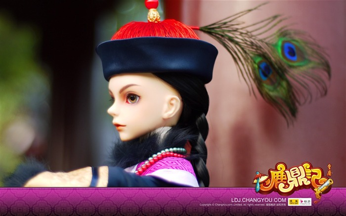 Deer - Wei Xiaobao BJD dolls wallpaper Views:2906