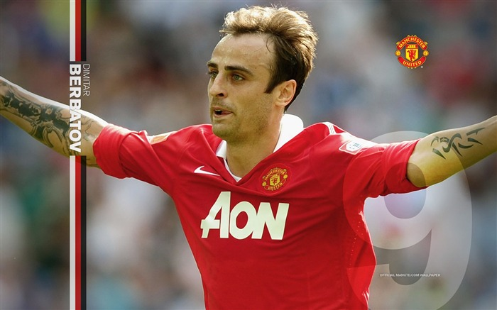 Dimitar Berbatov wallpaper Views:8461
