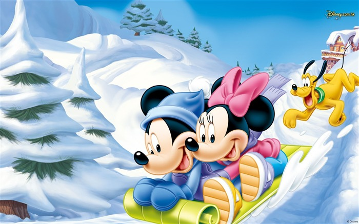 Disney cartoon-Mickey-Mickey Mouse Wallpaper Views:32143