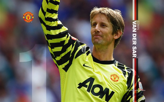 Edwin Van Der Sar wallpaper Views:8892