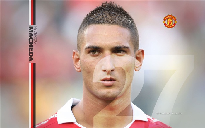 Federico Macheda wallpaper Views:8989