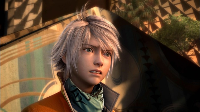 Final Fantasy XIII Game HD Wallpaper Views:16478
