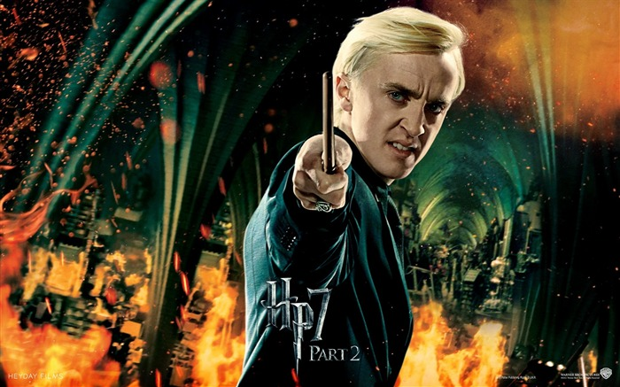 Harry Potter 7  Draco Malfoy Wallpaper Views:67620 Date:8/9/2011 10:17:46 AM