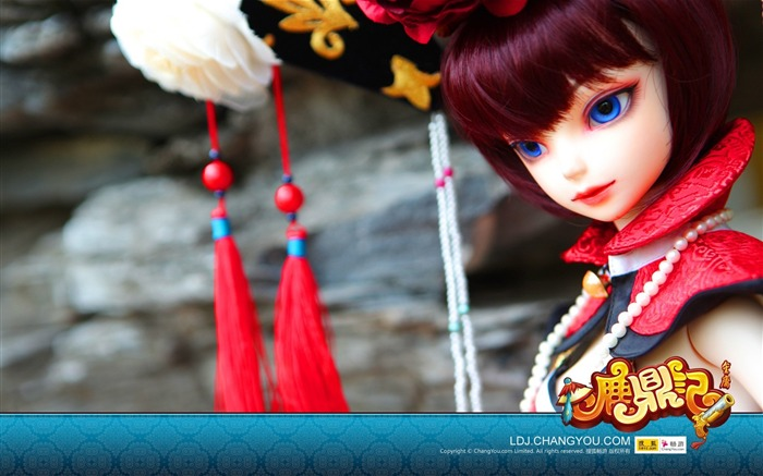 Jianning Princess BJD doll wallpaper 01 Views:6502