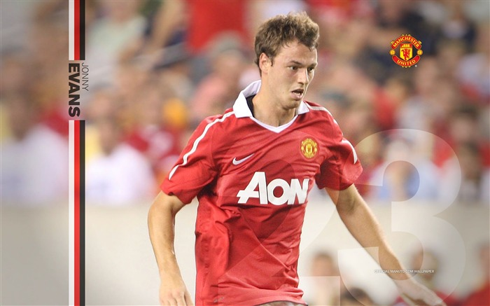 Jonny Evans wallpaper Views:7493
