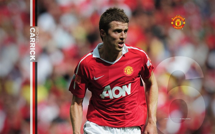 Michael Carrick wallpaper Views:6360