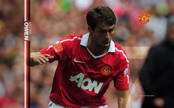 Michael Owen wallpaper Views:6553