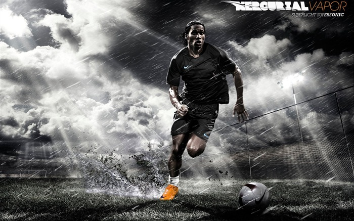 Orange Mercurial Vapor Didier Drogba wallpaper Views:18238 Date:8/27/2011 10:51:57 AM