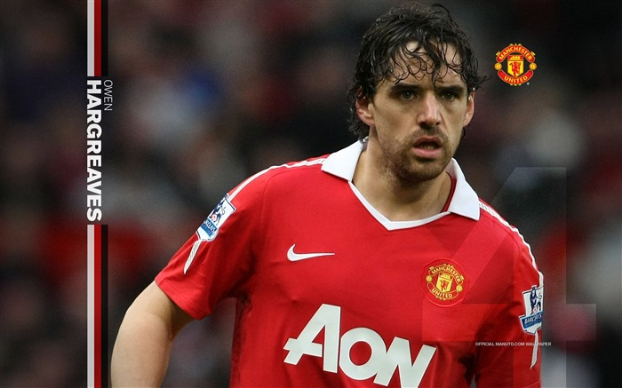 Premiership-Manchester United star wallpaper 2010-11 season Views:8833