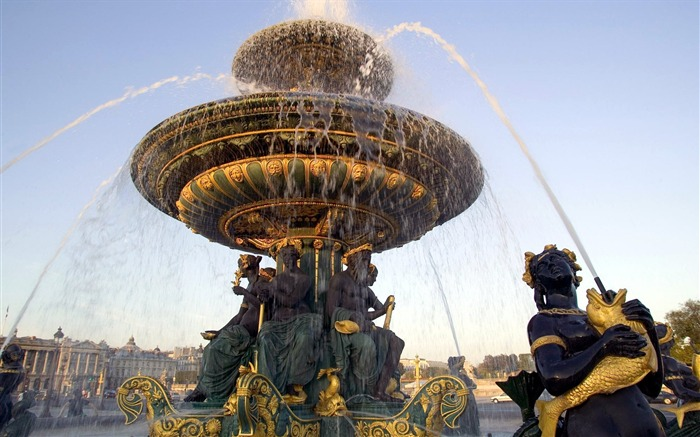 Paris-Place de la Concorde fountain wallpaper Views:9597 Date:8/31/2011 4:58:03 AM