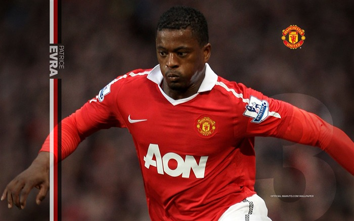 Patrice Evra wallpaper Views:7171