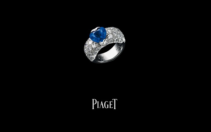 Piaget diamond jewelry ring wallpaper- first series Views:9765