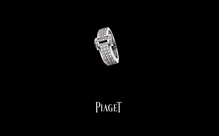 Piaget diamond jewelry ring wallpaper-second series 05 Views:6261