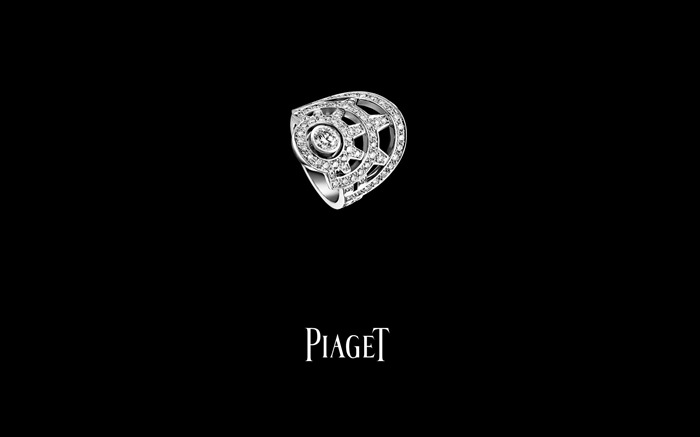 Piaget diamond jewelry ring wallpaper-second series 09 Views:5090
