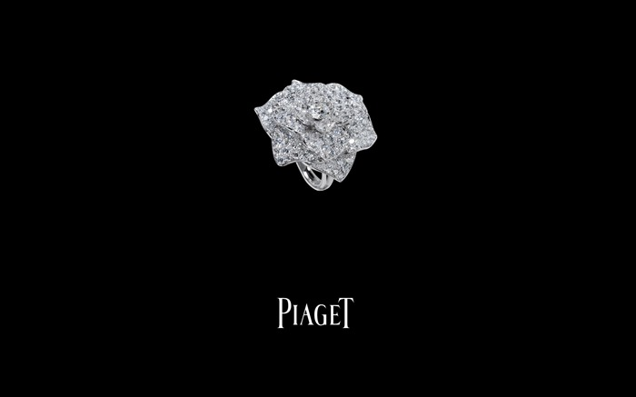 Piaget diamond jewelry ring wallpaper-second series Views:6637