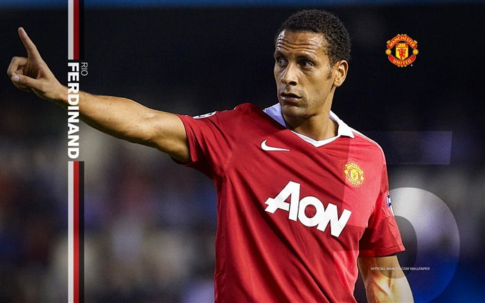 Rio Ferdinand wallpaper Views:7867