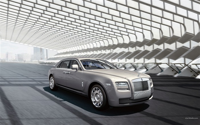 Rolls-Royce Ghost Wallpaper Album Views:11046