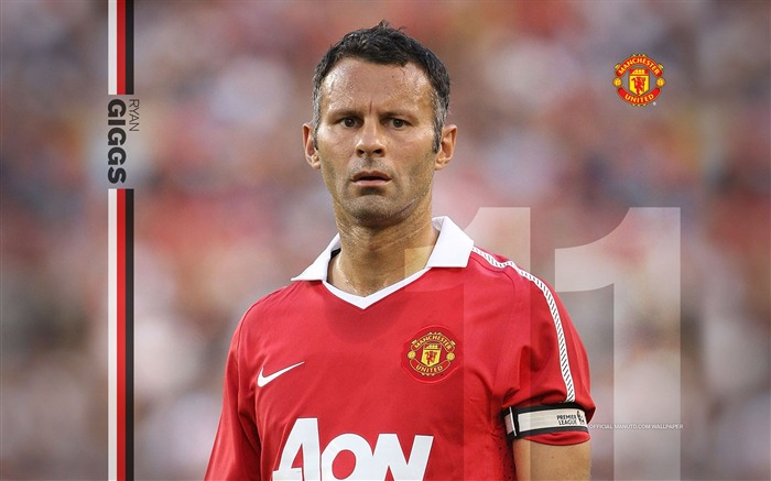 Ryan Giggs wallpaper Views:7360
