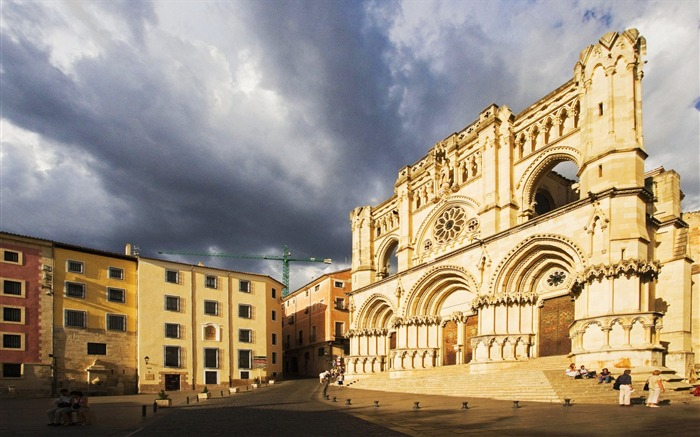 Spain-Cuenca Cathedral wallpaper Views:9716 Date:8/31/2011 4:57:20 AM
