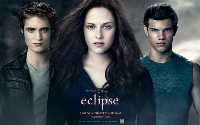 The Twilight Saga-Eclipse movie wallpaper Views:14128