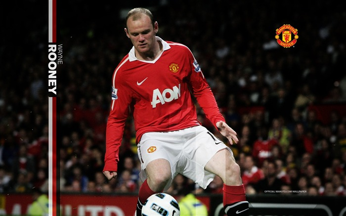 Wayne Rooney wallpaper Views:8727
