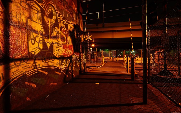 graffiti wallpaper Views:13856