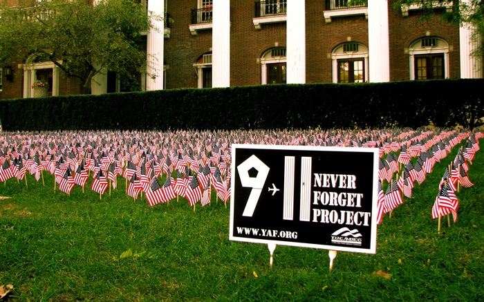911 10th Anniversary Memorial Wallpaper Album Views:7168