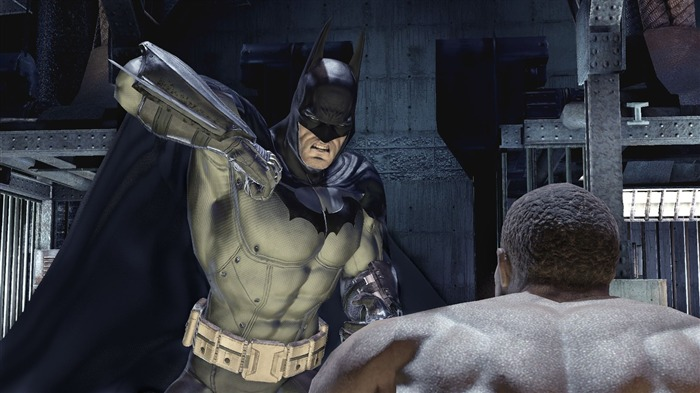 Batman Arkham City game wallpaper 02 Views:4657