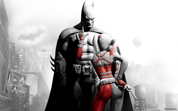 Batman Arkham City game wallpaper 08 Views:9705