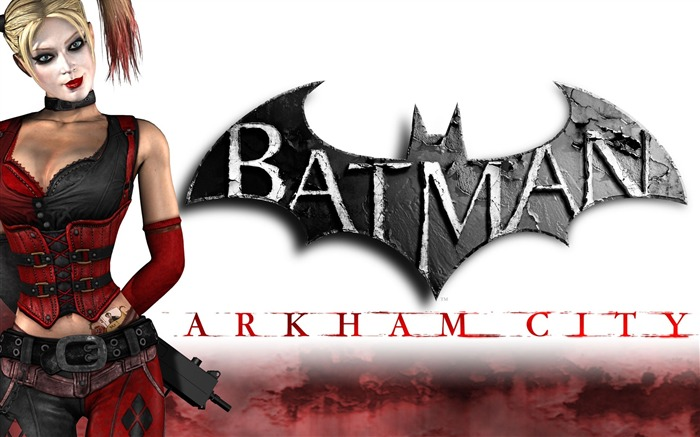 Batman Arkham City game wallpaper 09 Views:5430