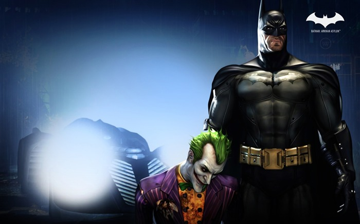 Batman Arkham City game wallpaper 13 Views:7961