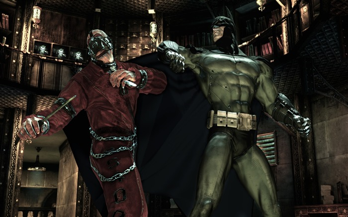 Batman Arkham City game wallpaper 14 Views:4260