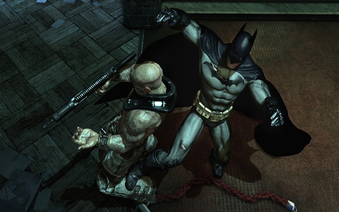 Batman Arkham City game wallpaper 21 Views:3128