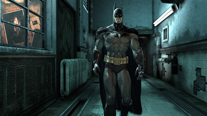 Batman Arkham City game wallpaper 22 Views:5008