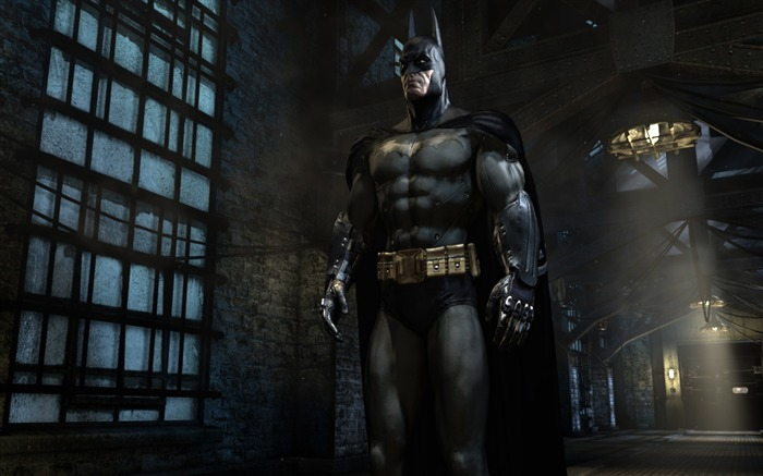 Batman Arkham City game wallpaper 27 Views:5666