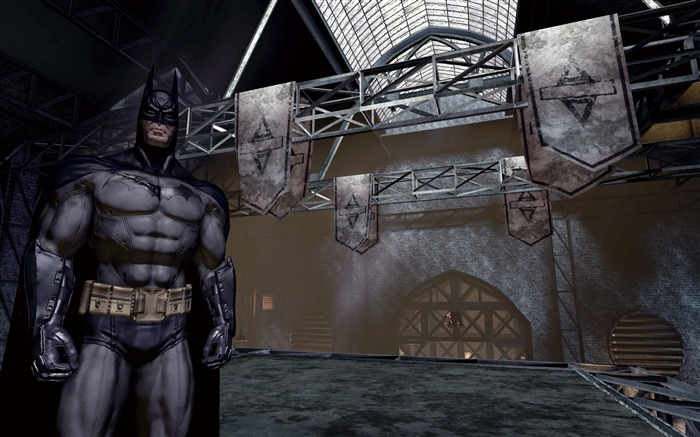 Batman Arkham City game wallpaper 31 Views:3090