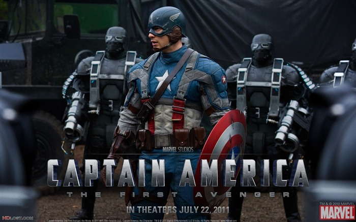 Captain America-The First Avenger HD Movie Wallpaper Views:29167