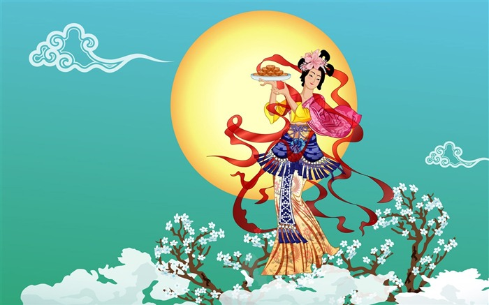 the legend of moon festival