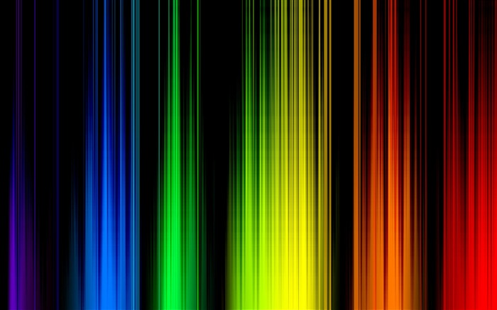 Colorful night streamer-abstract design wallpaper background glare Views:13515