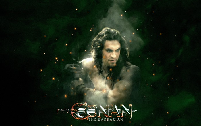 Conan the Barbarian movie wallpaper Views:13205