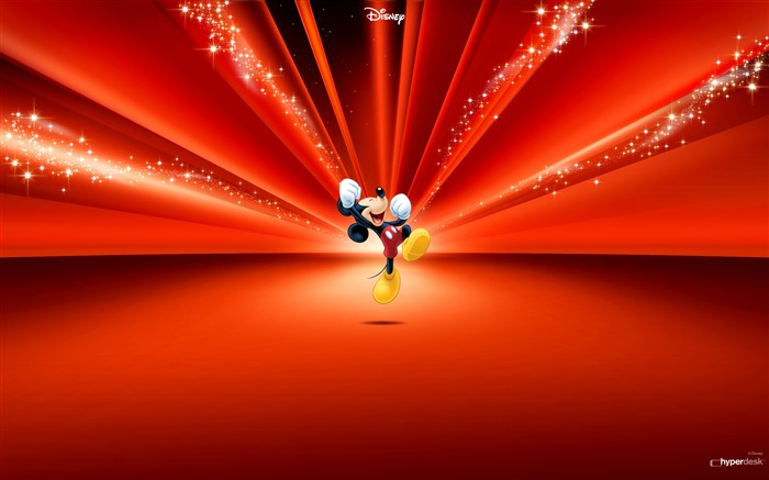 Disney Mickey Mouse Cartoon character - HD Desktop Wallpaper Views:23897