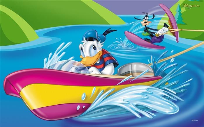 Dibujos Animados De Disney Mickey Fondo De Pantalla De