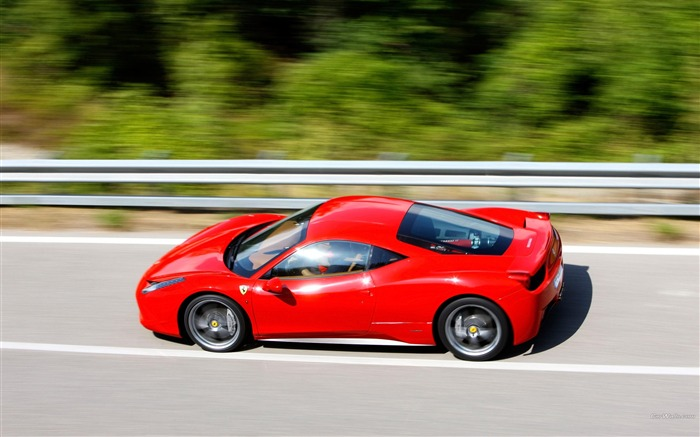 Ferrari 458 Italia-Ferrari 458 Series Sports car wallpaper 01 Views:8062 Date:9/9/2011 11:17:37 AM