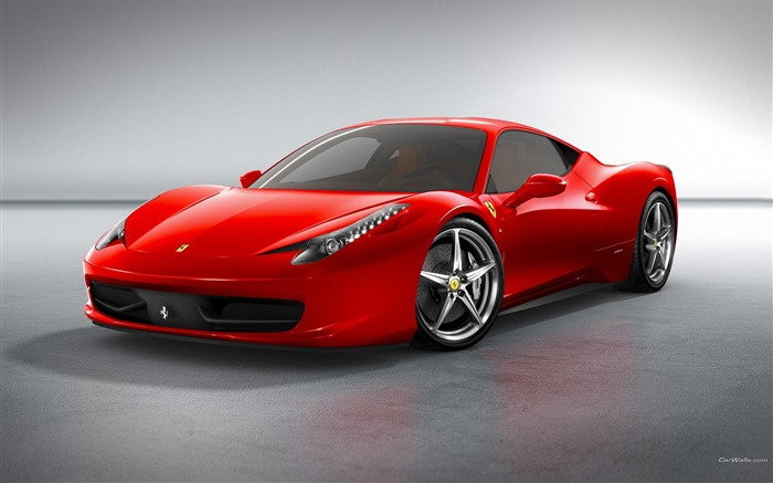 Ferrari 458 Italia-Ferrari 458 Series Sports car wallpaper 03 Views:10813 Date:9/9/2011 11:19:28 AM