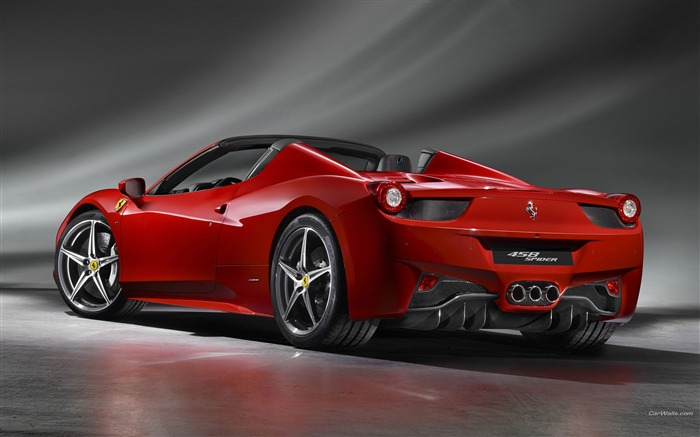 Ferrari 458 Spider-Ferrari 458 Series Sports car wallpaper 01 Views:22707 Date:9/9/2011 11:08:06 AM