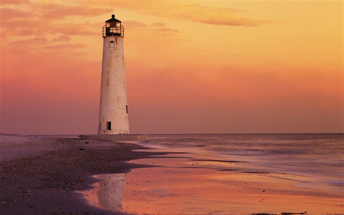 Florida - Gulf St George Lighthouse wallpaper Views:6042