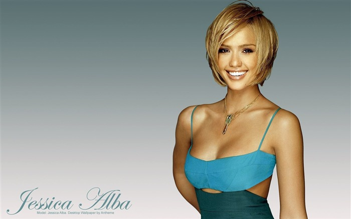 Jessica Alba- sexy burning in the sunset wallpaper 02 Views:71646