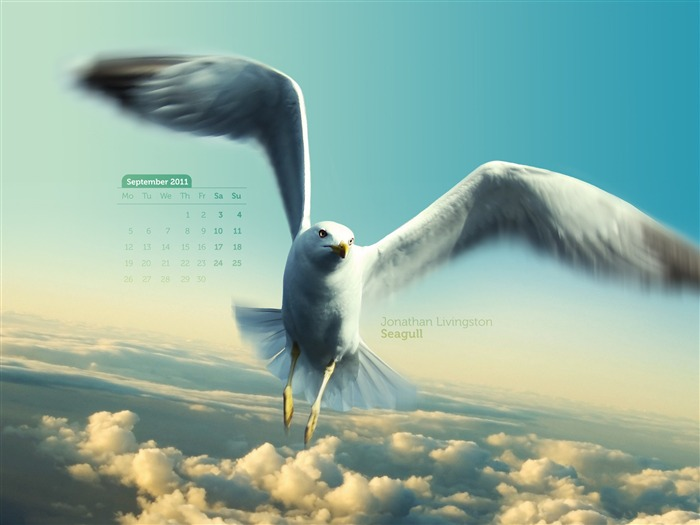 September 2011-Calendar Desktop Wallpaper Views:14619
